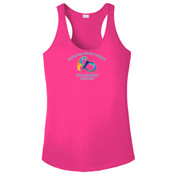 - Ladies PosiCharge ® Competitor ™ Racerback Tank