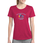 - LST360 Ladies Heather Contender ™ Scoop Neck Tee
